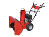 "Powerland 6.5 HP 196CC two stage 24"" Snow Blower with electric Start - SELF PROPELLED-6,FORWARD -2,REVERSE-EPA/CARB COMPLIANT--FREE SHIPPING"