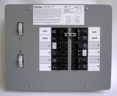 GEN TRAN 301060 generac 30 amp indoor power stay 7500 9000watts 10 16 circuit gentran transfer switch wiring diagram at soozxer.org