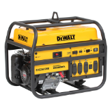 DeWalt 7200 Wt  Recoil Start HP/CC: 389 cc Low Oil Alert Fuel Gauge Idle Control Hour Meter120V/240V 4Outlets/ 2x20Ax120 1x30Ax120/240  3 year warranty EPA/CSA/CARB Free Shipping