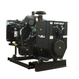 WINCO DE45F4-DIESEL,FTP N45 SM1 Engine,Perfect for spray foam, roofing, and agricultural applications.Includes block heater and 54 gallon fuel tank. Tier III Flex-120/208 3-Ph: 45000KW-Automatic Voltage Regulator-CARB/California, EPA Prime FREE SHIPPING