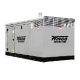 WINCO 21KW Winco Liquid Cooled Dual Fuel Single Phase 88A 1800RPM Generator ULPSS21-3/E, DSE7310 – FREE SHIPPING