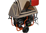 GenTent 20K Running Cover (Extreme, TAN) For your Generator wattages (12000 - 15000GenTent 20k Stormbracer Extreme with Universal mounting kit for open frame portable generators Free Shipping ) - GT20KB4UTB