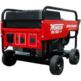WINCO HPS12000HE Honda Power Tri-Fuel10800 Watt 20 HP/620 cc  elect start Low Oil Alert/Shutdown Alternator Brushless Portability Kit 90a @ 120 Volts/45a @ 240 Volt- 4x5-20Rx 20-Ax120 1xL14-30R 30-Ax120/240 1x14-60R 60Ax120/240 Free shipping