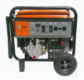 Smart Generators-WGCT7500 7000/7500 TRI- Fuel Gas/Lp-Ng Portable KOHLER® CH440 OHV Tri Fuel Engine-14 HP (Gasoline), 12.5 HP (LPG), 11.2 HP (Natural Gas)Electric Start Battery Inc.Automatic Voltage Reg4% Free Shipping