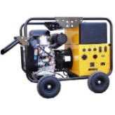 WL18000VE-Industrial Portable Generator15-gallon fuel tank, lifting eye, and 4-wheel industrial dolly kit FREE SHIPPING