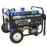 "Gentron Pro2 6000p 13hp Propane Generator Elec Start 1 Includes Battery.Fuel Hose.10""Wheel Kit Auto Fuel Shut Off Hour Meter-8hr Run@ Half Loadx 5gal/20lb Propane Fuel 120/240v 5 Outlets>2x120v 1x120v 1x120/240v1x12  Voted Best RV Generator Free Shipping"
