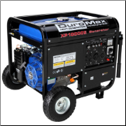 Duromax 10,000-Watt Gasoline Electric Start BatteryIncluded-420cc-18HP Idle Control- Wheel Kit-Low Oil  Shutoff-120v/240v 50 AmpCARB/Caiif EPA Compliant-FREE SHPPING (SKU: Duromax XP10000E CARB/Caiif EPA Compliant)