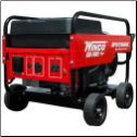 WINCO HPS12000HE =Honda 20 HP Power Tri-Fuel12000E Watt 20 HP/620 cc  elect start Low Oil Alert/Shutdown Alternator Brushless Portability Kit FREE SHIPPING (SKU: Winco HPS12000HE)