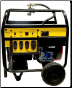 Smart Generators 11000/13500 Watt Dual Fuel Lp-Ng Portable Honda Gx630 Ohv  Dual Fuel Engine-Electric Start Battery Inc.Automatic Voltage Reg4% Thd,E(2) 5-20r 120v 20a Duplex Gfci; (1) L14-30r 120v/240v 30a; (1) 14-50r 120v/240v 50a Epa/Carb Free Shipping (SKU: 5-SMART GENERATOR SG11000)