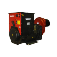 Winco W100FPTOS - 100 kW Tractor-Driven PTO Generator (1,000 RPM FREE SHIPPING (SKU: Winco W100FPTOS)