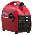 All Power APG2000IS-INVERTER -79cc, air-cooled, OHV-13.3 amps @ 120V-automatic voltage regulator QUITE=56db-FREE SHIPPING (SKU: APG2000IS)