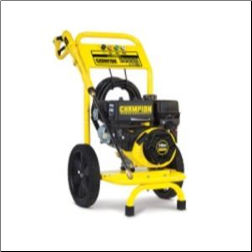 CHAMPION 3000 PSI Pressure washer 1.8 GPM,low oil shutoff,stainless wand adjsustable spray nozzle,25' high pressure hose,CARB compliant,-FREE SHIPPING