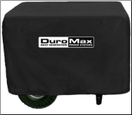 "DuroMax XPLGC Large- 30"" W x 22"" D x 22-1/2"" H.Weather Resistant Portable Generator Dust Guard Cover-FREE SHIPPING (SKU: XPLGC)"