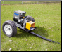 Winco PTO Generator Trailer Kit (10-75 kW)TDM80 Medium PTO Trailer FREE SHIPPING (SKU: Winco TDM80)