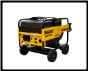 "WINCO 4 wheel dolly,With Brakes-10"" flat-free tires,Solid steel axles, model WL120000HE and WL18000VE generators (SKU: WINCO 16199-032)"