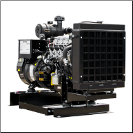 Winco 35KW Industrial Electrical Gen diesel -2.2 LITER-Isuzu engine 1800rpm-ALL THE BELLS AND WHISTLES FREE SHIPPING (SKU: WINCO DE3014)