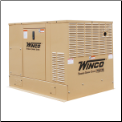 Winco 12 kW Home Standby Generator w/ Honda GX Engine LP/Natural Gas,50 Amps @ 240 Volts (Single Phase Low Oil Alert/Shutdown Air Cooled FREE SHIPPING) (SKU: WINCO ULPSS12H2W)