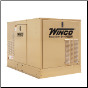 Winco ULPSS20B2W 1ph Air Cooled 20 kW Standby Generator Briggs & Stratton Vanguard Engine Sure Flow Cooling System DSE 3110 Digital Controller Prime Power Ready FREE SHIPPING (SKU: Winco PSS20 WC-16400-045)