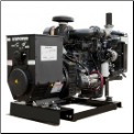 Winco Diesel Generator  40-45 kW,Turbo-Charged, 4.5L Single Phase Or 3-Phase-1800 RPM, 3-Phase, Brushless Alternator[6 Week Lead Time]EPA/CARB-FREE SHIPPING (SKU: DE45F4)
