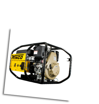 WINCO 6000 WATT DIESEL PORTABLE GENERATOR,KOHLER 10 HP-435CCOHV,ELECTRIC START 120/240 2X20A NEMA 5-20 GFI 1X50A NEMA 5-50,LOW OIL PROTECTION,HOUR METER,50 STATE CARB/CALIF APPROVED=FREE SHIPPING