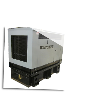 WINCO 20KW DR20I4 DIESEL STANDBY STEEL ENCLOSED GENERATOR, ISUZU 4LE1, 1800RPM MODEL  DEEP SEA 7310 MKII CONTROLLER BATTERY CHARGER FREE SHIPPING
