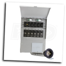 Winco Reliance Controls Pro/Tran 2 - 30-Amp (120/240V 6-Circuit) WINCO Reliance Manual Transfer Switch w/ Interchangeable Breakers & Inlet Model: A306A (SKU: Winco Reliance Controls Pro/Tran 2 - 30-Amp 120/240V 6-Circuit Manual Transfer Switch Model A306A)