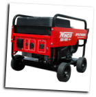 WINCO HPS12000HE Honda GX 630-688cc air-cooled, 4-stroke OHV 20HP  Tri-Fuel- elect start Low Oil Alert/Shutdown Alternator Brushless Portability Kit 90a @ 120 Volts/45a @ 240 Volt- 4x5-20Rx 20-Ax120 1xL14-30R 30-Ax120/240 1x14-60R 60Ax120/240 Free Shipping (SKU: Winco HPS12000HE Tri-Fuel)