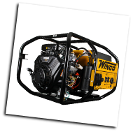 WINCO W10000VE  ELECTRIC START 570CC V-TWIN OHV BRIGGS & STRATTON VANGUARD ENGINE LOW OIL ALERT/SHUTDOWN AUTO VOLTAGE REGULATION 120/240 60AMP EPA AND CARB APPROVED FREE SHIPPING (SKU: WINCO  W10000VE 24010-001)