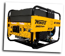 WINCO WL12000HE 50AMP NDUSTRIAL BIG DOG HONDA GX630 PORTABLE GENERATOR, 12000 STARTING WATTS, 10800 RUNNING WATTS, 90 RUNNING AMPS @120 VAC, 45 RUNNING AMPS @240 VAC, CAPACITOR VOLTAGE REGULATOR, 45 AMP MAIN CIRCUIT BREAKER, BONDED NEUTRAL,FREE SHIPPING (SKU: WINCO  WL12000HE 50AMP-24012-012)