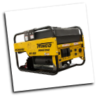 Winco WL18000VE-15,000 Watt Electric Start, 895cc/ B&S OHV Vanguard Engine Low oil alert-Brushless 120/2401x20A Locking GFCI NEMA L5-20 6x20A NEMA 5-20 GFCI 240 Volt Receptacles 1x30A Locking NEMA L6-30 120/240 Volt Receptacles  FREE SHIPPING (SKU: Winco WL18000VE)