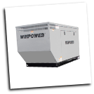 Winco Diesel DR20I4, 20 kW, 1-Phase Or 3-Phase, Liquid Cooled FREE SHIPPING (SKU: Winco Diesel- DR20I4 20 kW 1-Phase Or 3-Phase Liquid Cooled)