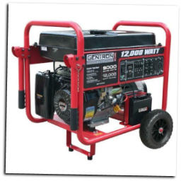 ALL POWER 12,000-Watt Gasoline Powered Electric Start Portable Generator (SKU: ALL POWER APGG12000)