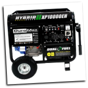 GENTRON PRO SERIES-GG10,000watt PROPANE GENERATOR Electric Start Battery included Volt & Hour meters 120/240 4X120 2X240 1X12V Wheel Kit LP Fuel Regulator Hose All With OUT OF STOCK 724-439-5718 (SKU: GG10000P)