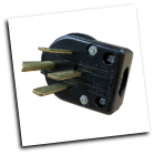WINCO 50 AMP (NEMA 14-50P) PLUG IF PURCHASED WITH GENERATOR =FREE SHIPPING (SKU: WINCO 50 AMP NEMA 14-50P W1OE/WL22E PLUG 97360-002)